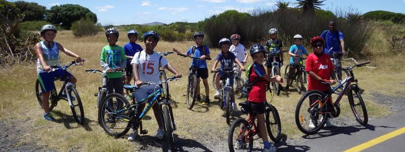 Adventure Bicycle Cycling Tour near Cape Town